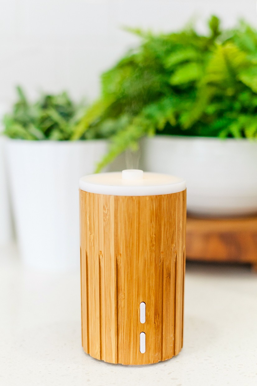 My Top 5 Super Refreshing Summer Diffuser Recipes featured by popular Florida lifestyle blogger, Fresh Mommy Blog. The perfect essential oil recipes for summer to refresh, uplift, cleanse and bring a calming energy!