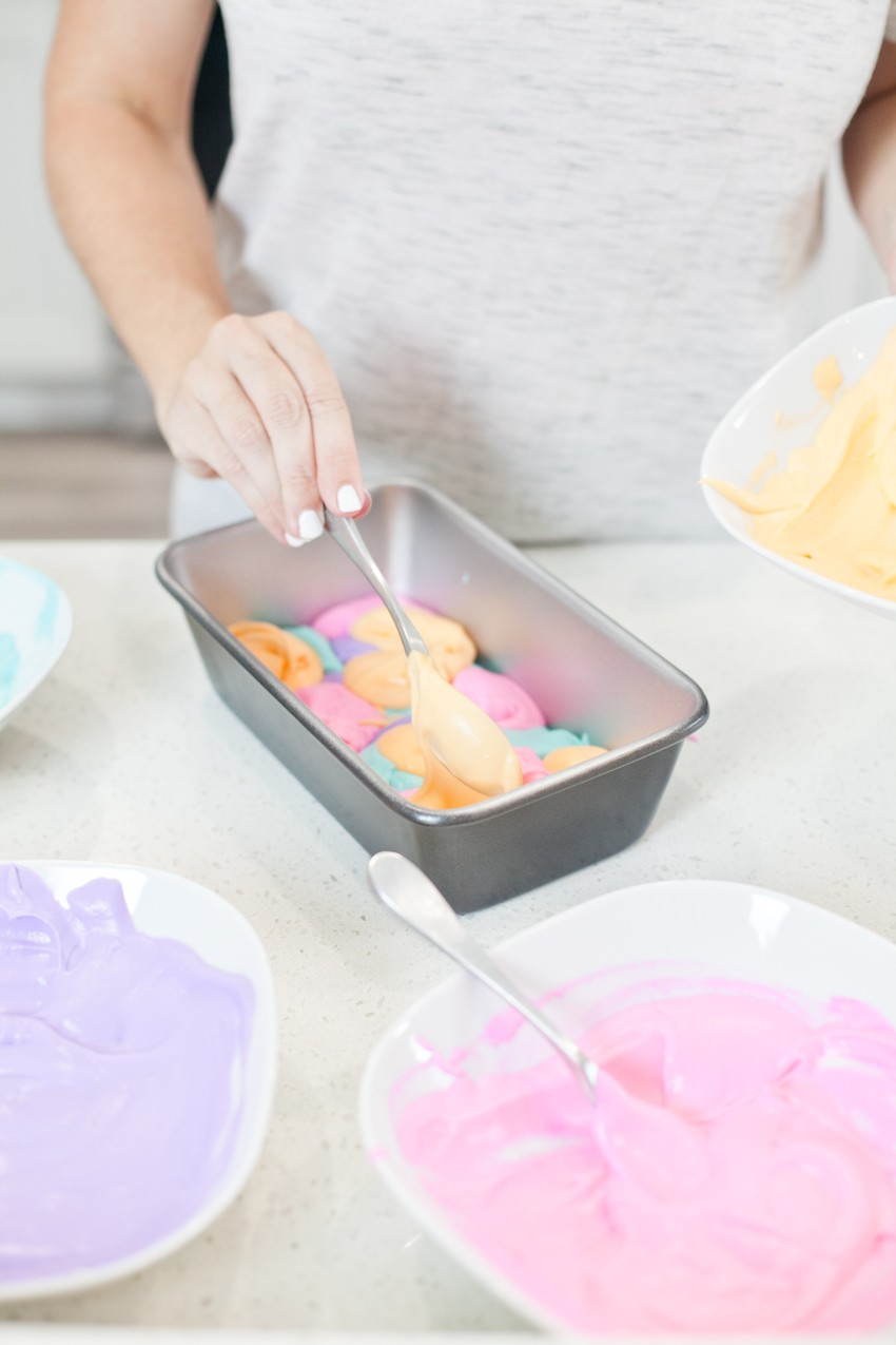 Easy No Church Unicorn Ice Cream Recipe