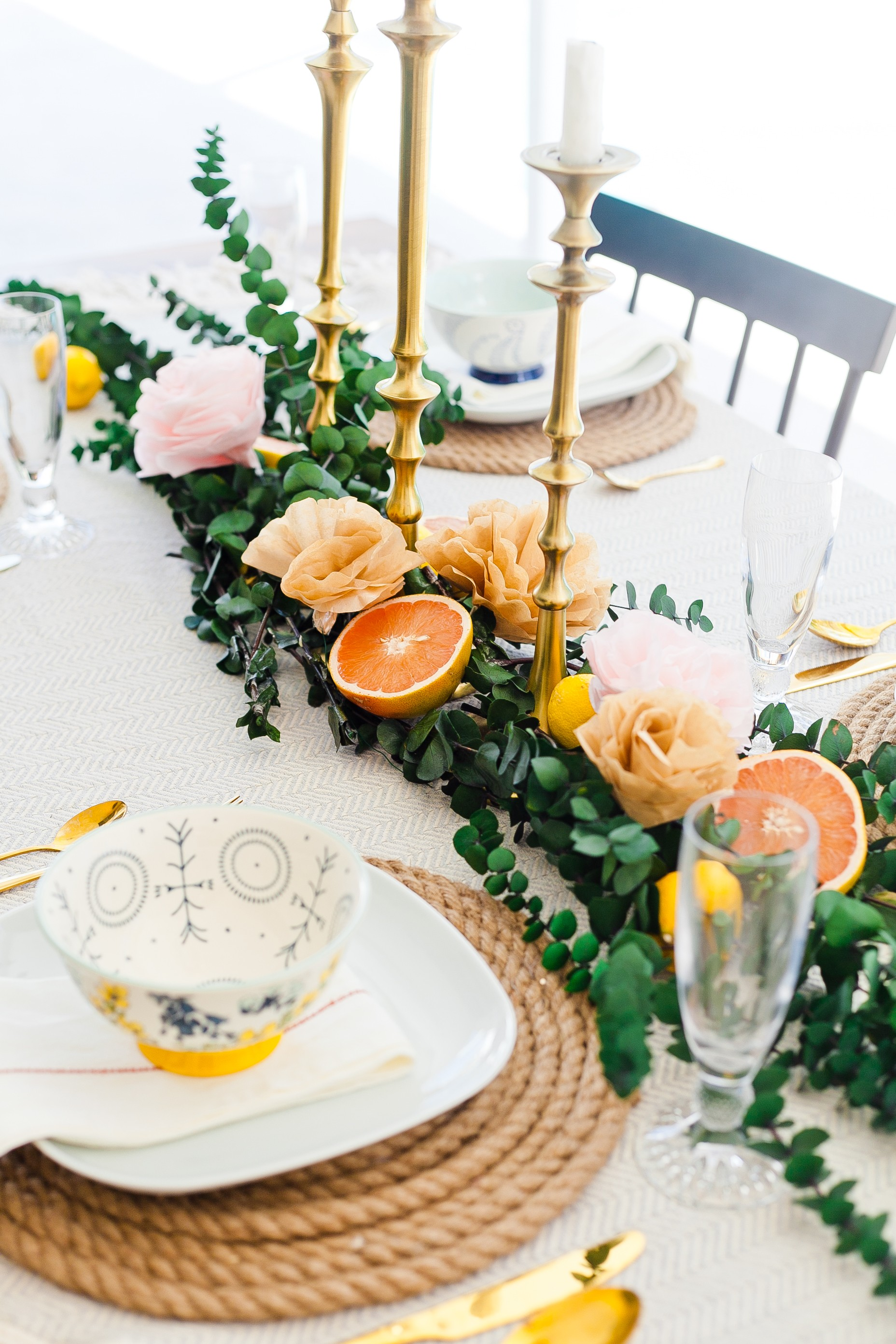 Summer Tablescapes Diy Holiday Fresh Mommy Blog