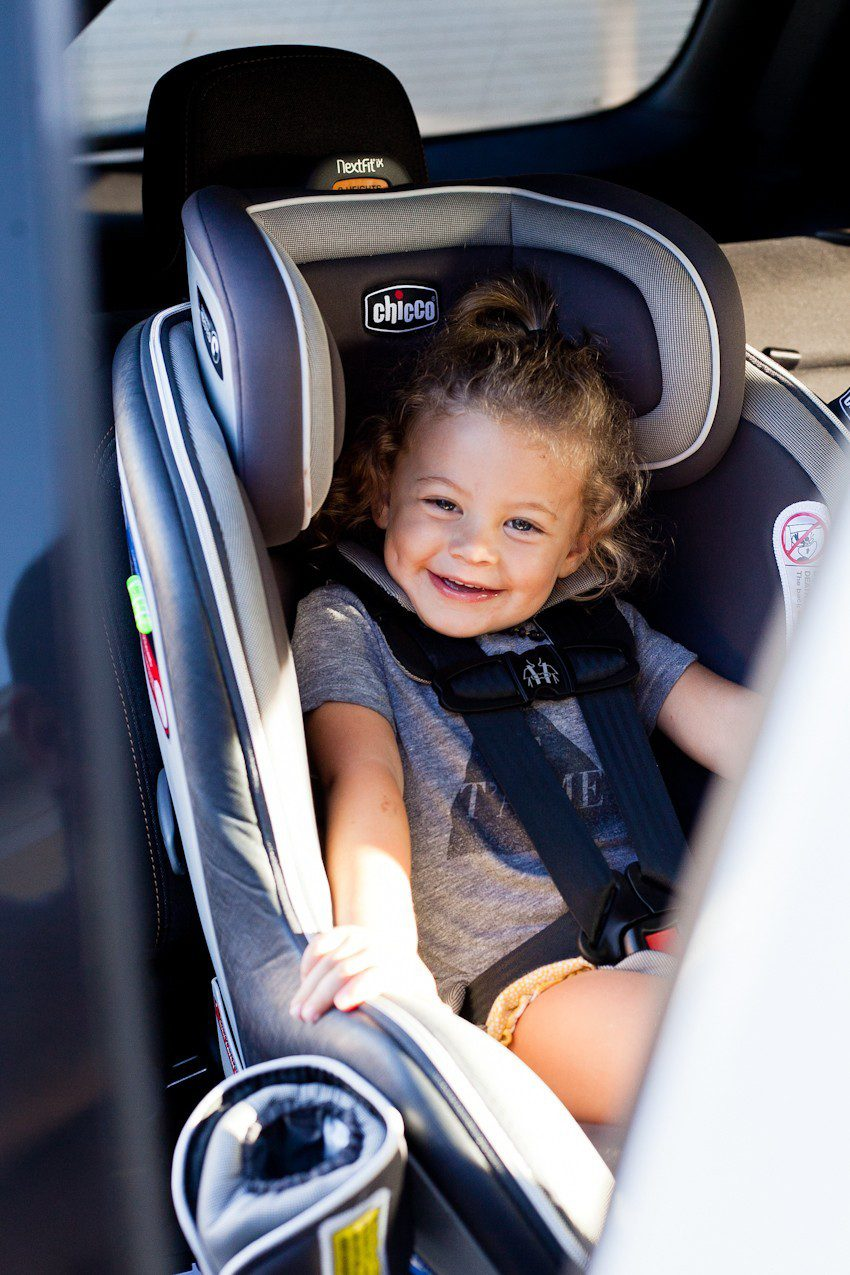 5 Car Seat Safety Tips Every Parent Should Follow featured by popular Florida lifestyle and mommy blogger, Tabitha Blue of Fresh Mommy Blog