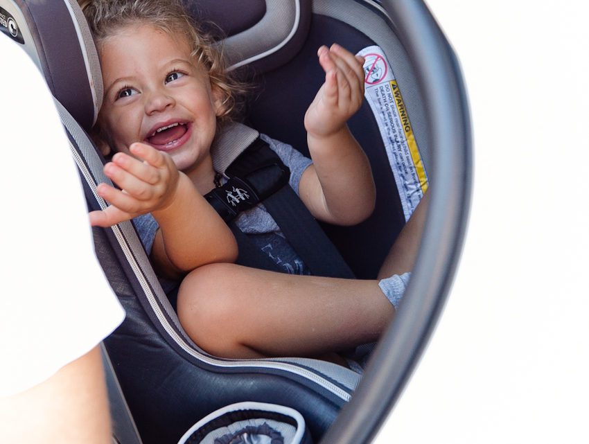 5 Car Seat Safety Tips Every Parent Should Follow featured by popular lifestyle blogger, Tabitha Blue of Fresh Mommy Blog