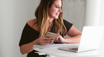 | 3 Things to Do to Avoid Text Neck featured by popular Florida life and style blogger, Tabitha Blue of Fresh Mommy Blog