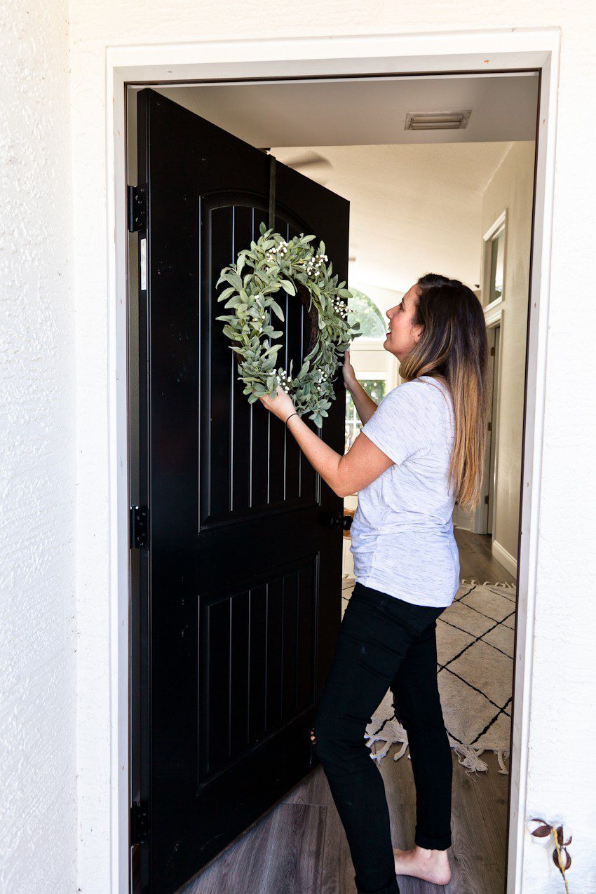 Popular Front Door Color Choices and What They Say About You | How to Increase the Value of Your Home with ONE Simple Change featured by popular Florida lifestyle blogger, Tabitha Blue of Fresh Mommy Blog