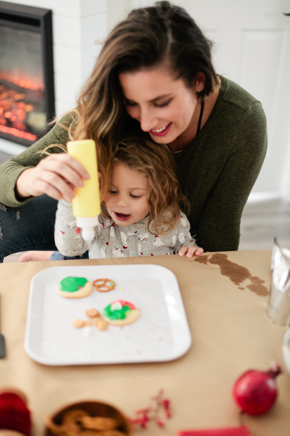 5 Tips to Host Your Very Own Cookie Decorating Party featured by top Florida lifestyle blogger, Tabitha Blue of Fresh Mommy Blog