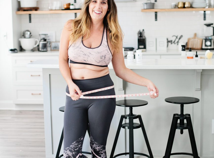 How I lost inches on my waist in just 14 days and why I'm doing it again! My 14 day reboot review featured by top Florida lifestyle blog, Fresh Mommy Blog