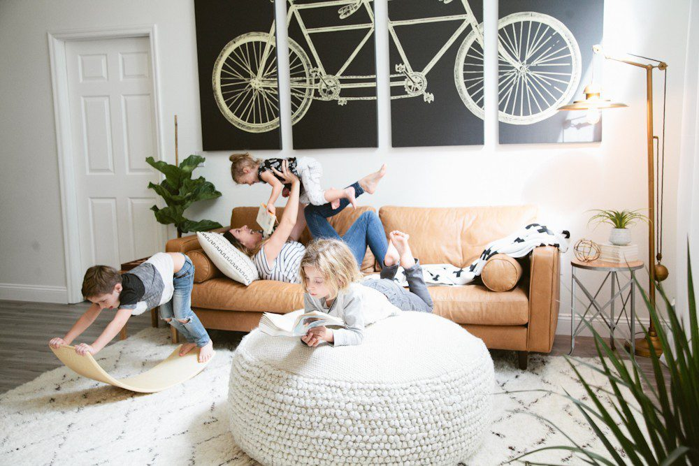 Home is the Key - House to Home Makeover with Tabitha Blue of Fresh Mommy Blog