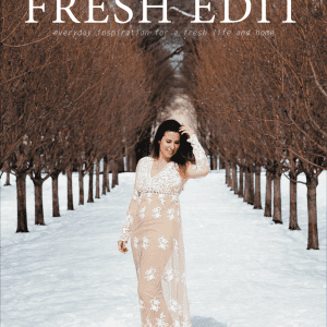 The Fresh Edit Volume 3 Fall/ Winter Edition