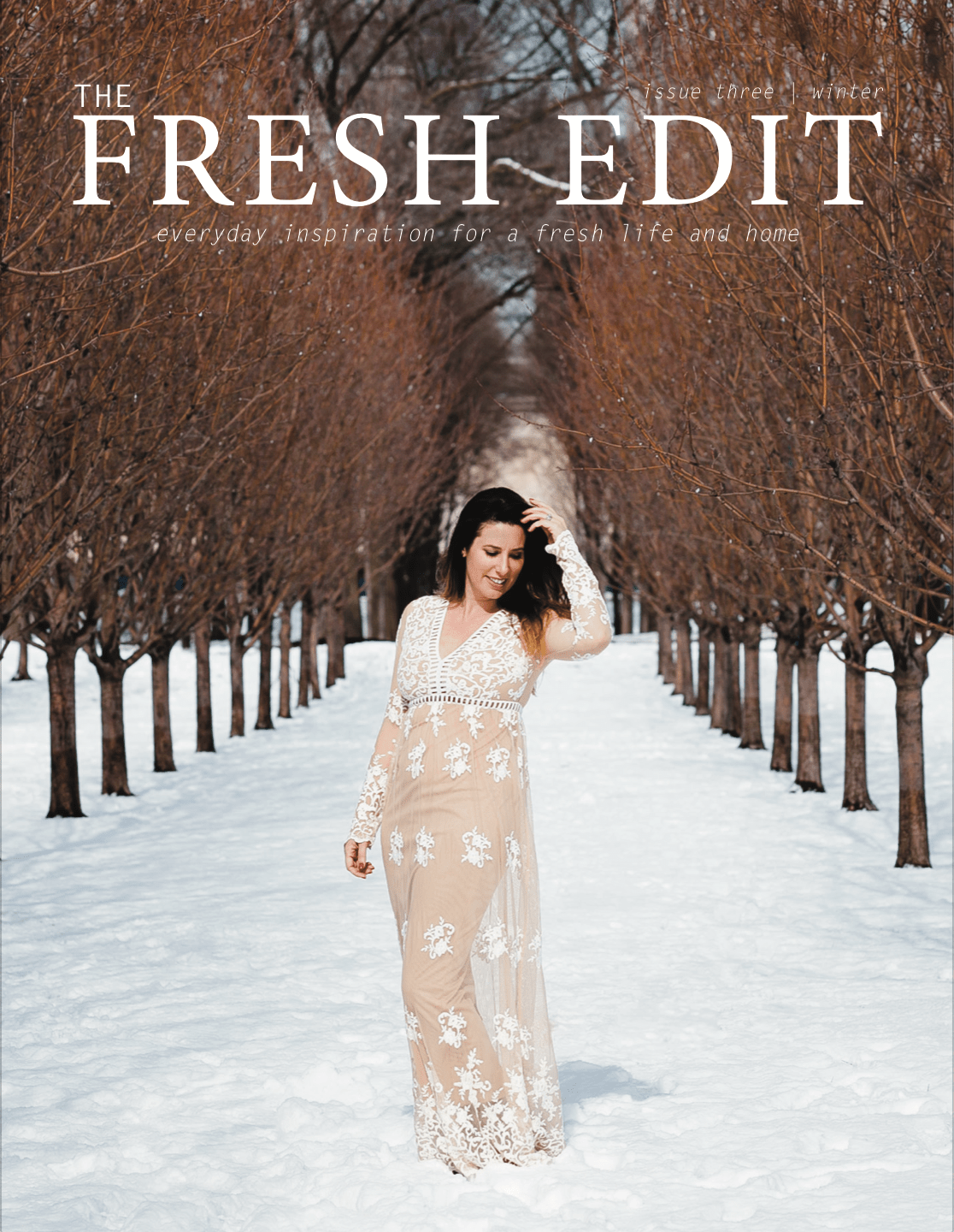 The Fresh Edit Volume 3 Fall/ Winter Edition   The Fall/Winter Edition of The Fresh Edit is Here! featured by top Florida lifestyle blog Fresh Mommy Blog