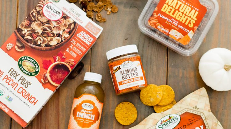 What to buy at Sprouts Farmers Market this fall! All of our delicious pumpkin favorites and fall flavors! A shopping guide from popular Florida lifestyle blogger Tabitha Blue of Fresh Mommy Blog.
