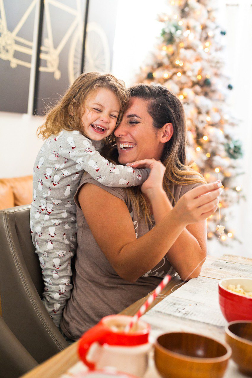 How to Host your Own Festive Tree Trimming Party from popular Florida lifestyle blogger Tabitha Blue of Fresh Mommy Blog