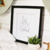 lets get naked bathroom art printable preview