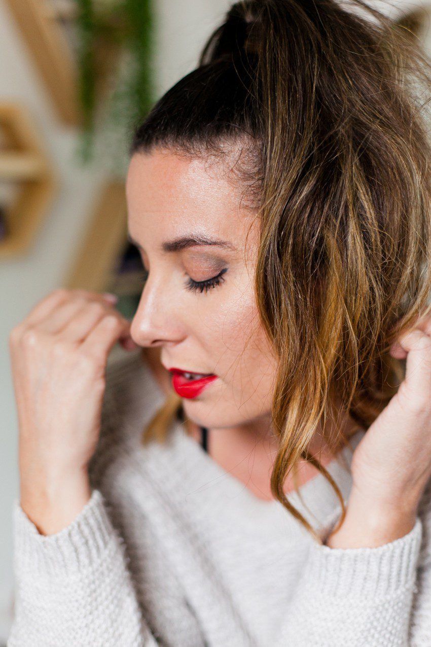 How to Master a Bold Lip in 5 Easy Steps featured by top US beauty blog Fresh Mommy Blog