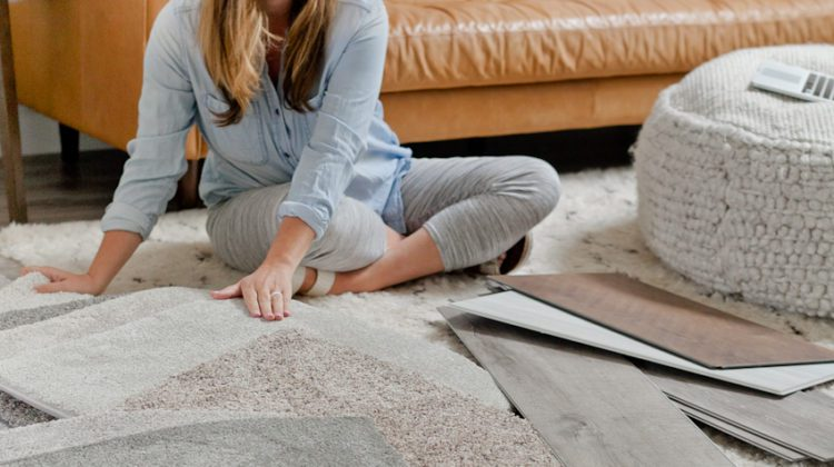 how to choose flooring for your home featured by top US home decor blog, Fresh Mommy Blog