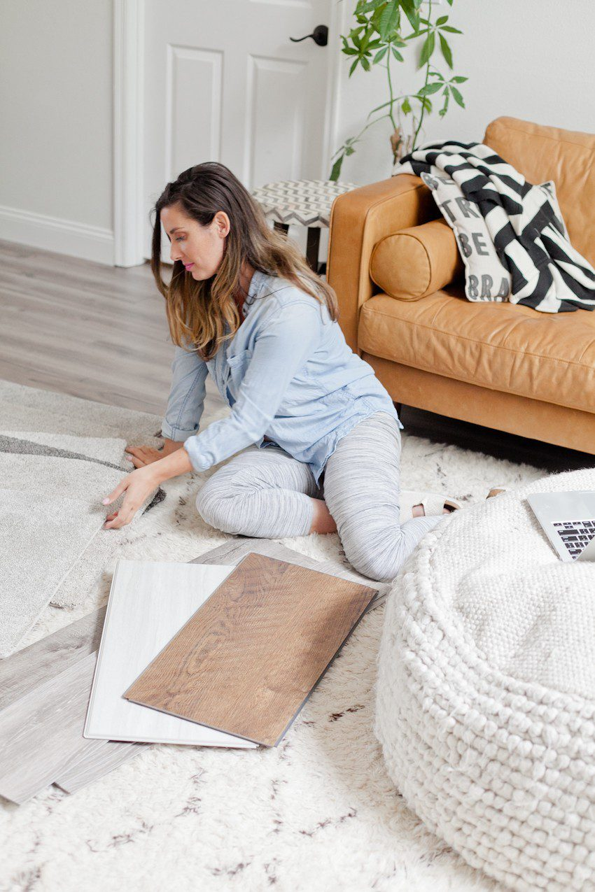 How to Choose the Right Flooring for your Home: 5 No-Fail Tips featured by top US home decor blog, Fresh Mommy Blog