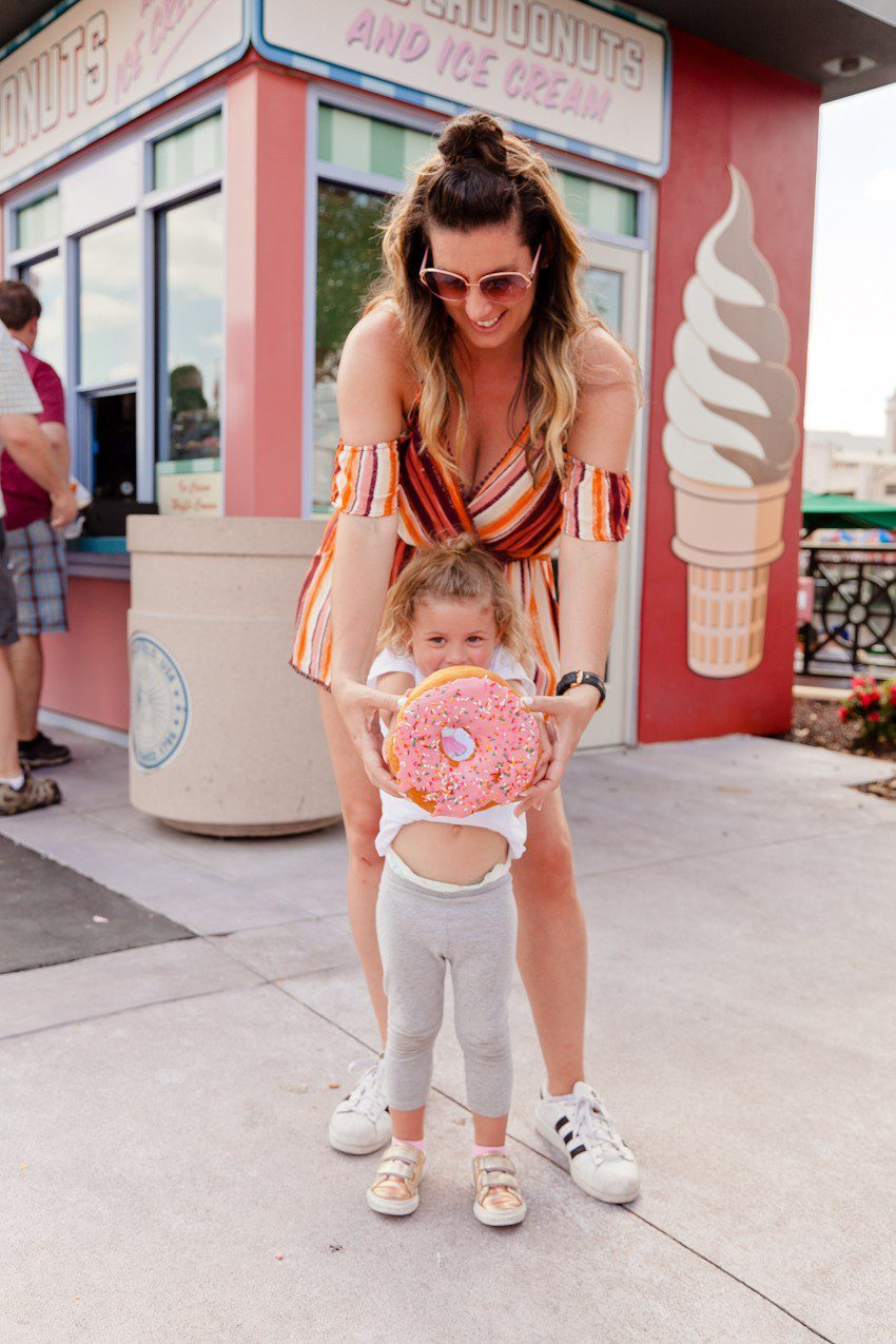 Best Things to Eat at Universal Orlando featured by top US travel blog Fresh Mommy Blog