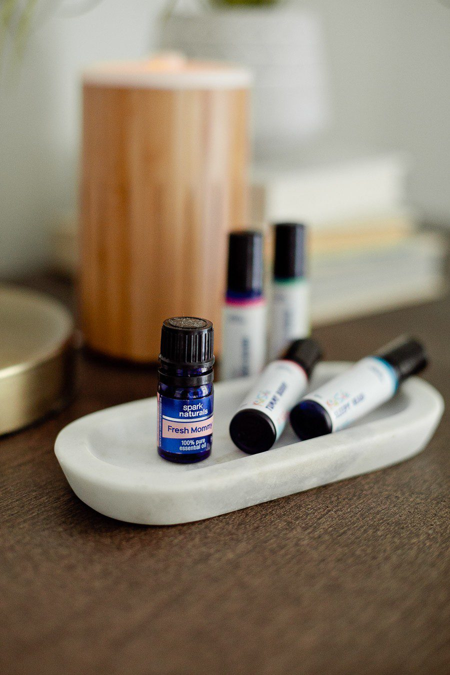 Essential Oils for Nausea featured by top US life and style blog Fresh Mommy Blog