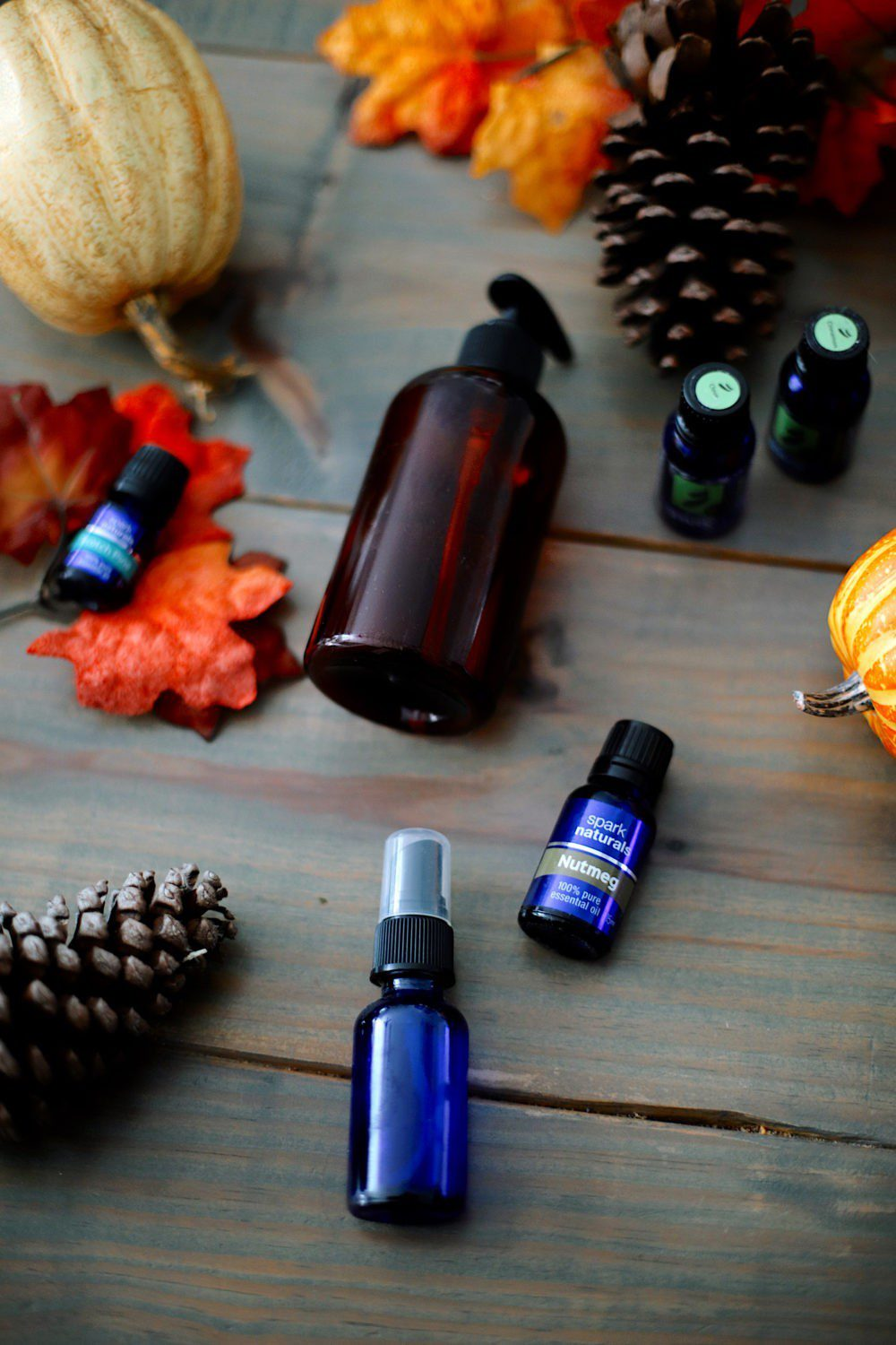 9 Uplifting Fall Essential Oil Blends