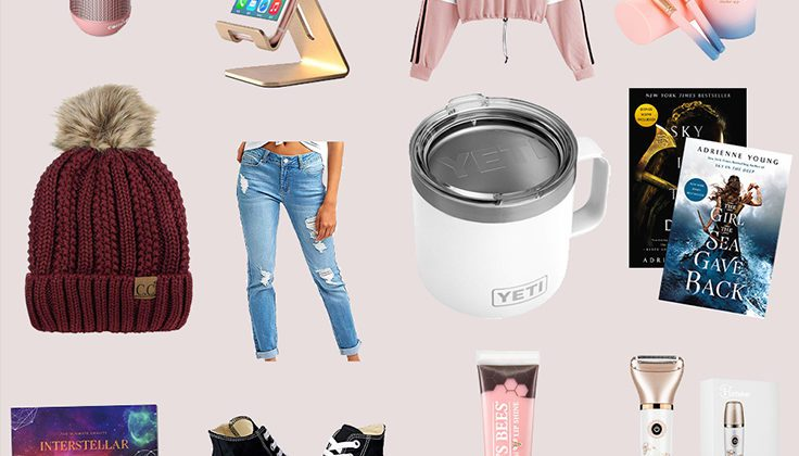 2019 holiday gift guide for the tween and teen girl