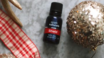 12 Days of Christmas Essential Oils