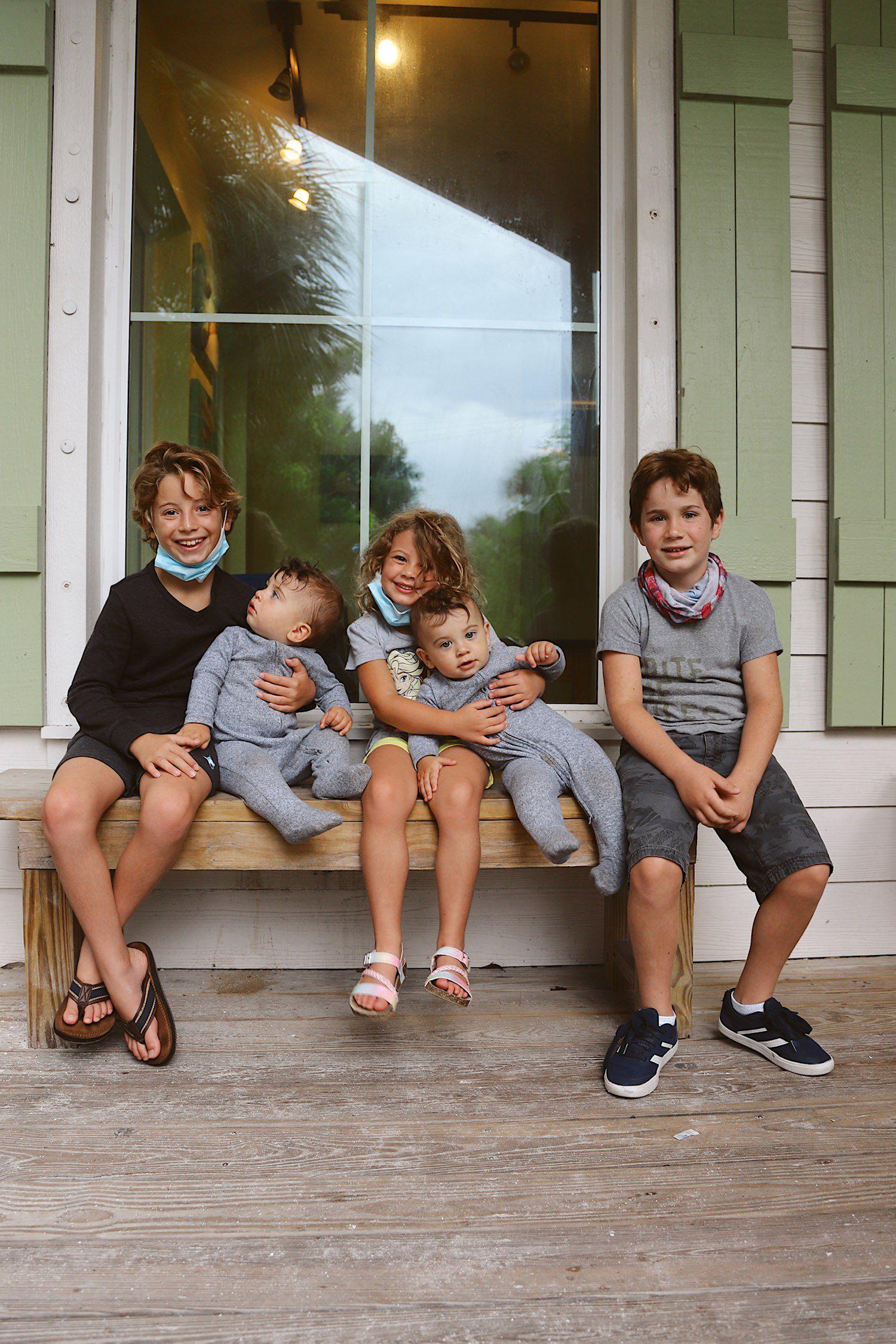 Tabitha Blue Fresh Mommy Travels Anna Maria Island Florida. Family travel in Florida! The Donut Experiment Anna Maria Island