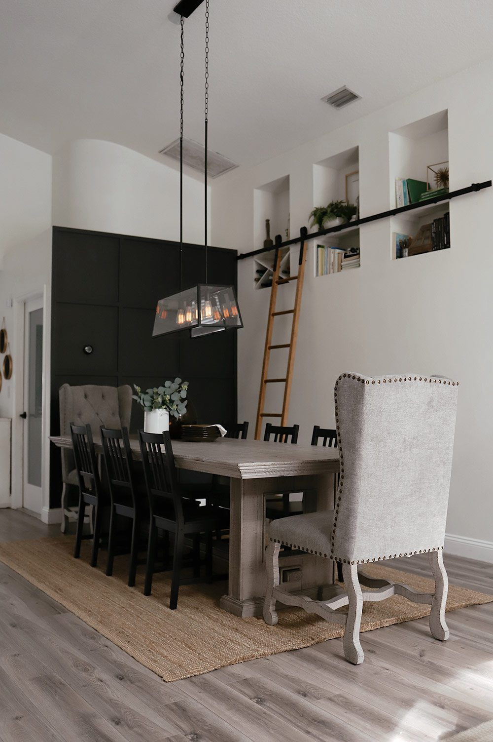 Rooms to Go large Family Dining Table featured by top FL lifestyle blogger, Tabitha Blue of Fresh Mommy Blog