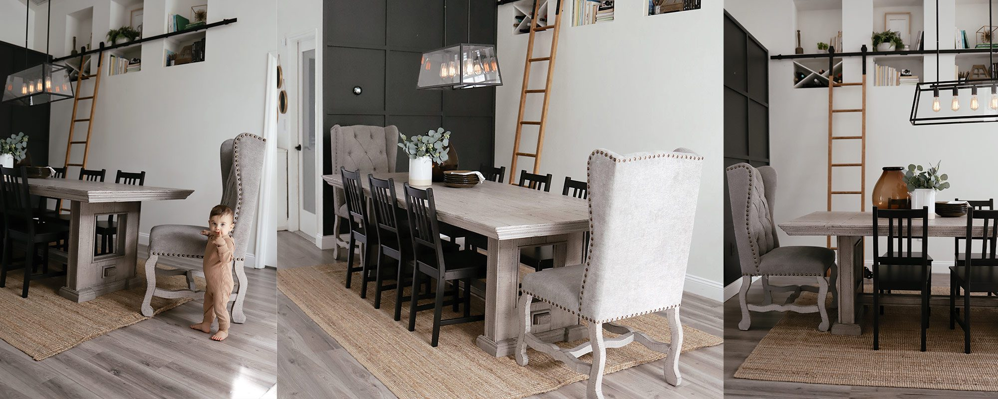 Dining Room Upgrade: How to Shop for a Large Family Dining Table