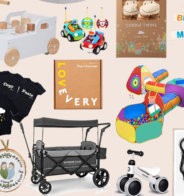 Gift16 Best Gift Ideas for One Year Old Twin Boys featured by top Florida mommy blogger, Fresh Mommy BlogIdeas for One Year Old Twin Boys