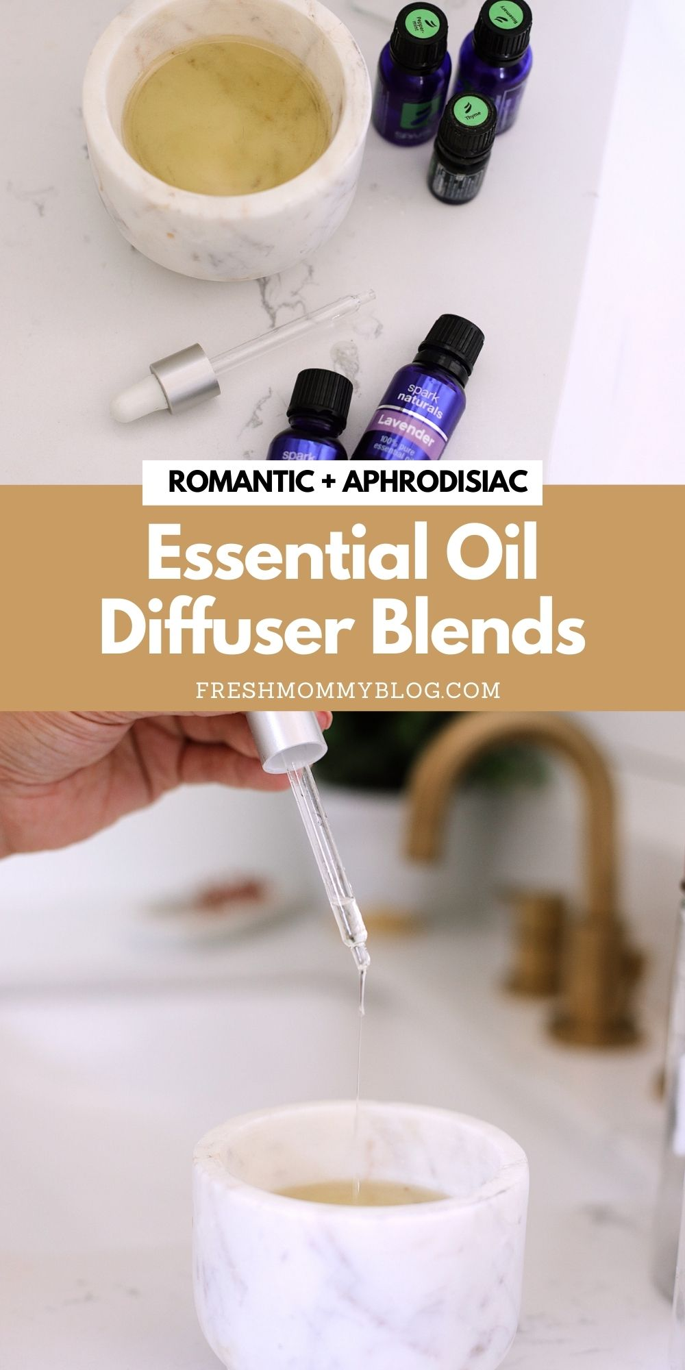 3 Captivating Essential Oil Diffuser Blends for Valentine's Day