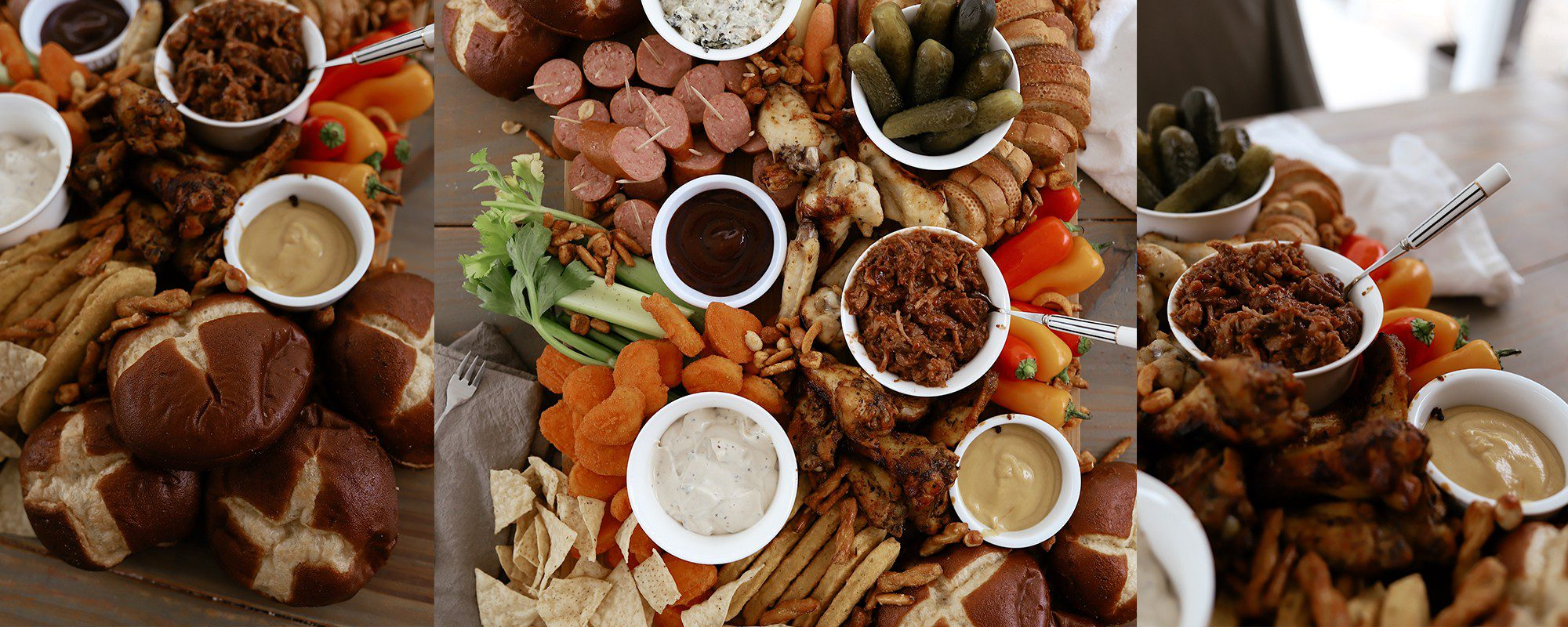 Game Day Appetizer Ideas: Charcuterie Board Essentials