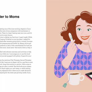 First-Time Mom's Pregnancy Activity Book: 100 Fun Games, Projects, and Prompts to Prepare for Baby